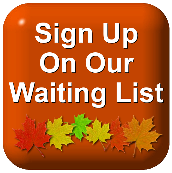 Sign up for our Waiting List